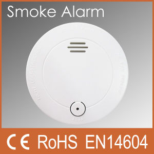 Peasway Photoelectric Smoke Alarm Detector with Hush Function (PW-509SQ) pictures & photos