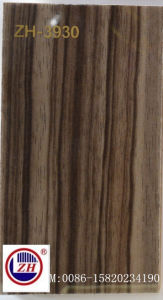 Wood Grain UV Coating MDF for Kitchen Furniture (ZH-3930) pictures & photos