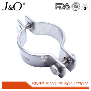 Stainless Steel Sanitary Hexagon Pipe Holder Without Base pictures & photos