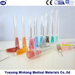 Disposable Injection Needle (ENK-HN-013) pictures & photos