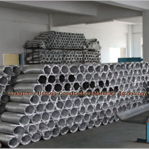 Aluminium Un-Insulated Flexible Duct with Coupler pictures & photos