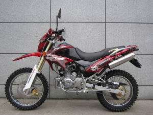 Dirt Bike 250cc off Road Motorcycle with Digital Speedometer