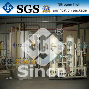 Nitrogen Purification Making Equipment (NP-C) pictures & photos