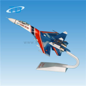 1: 70 31cm Su-27 Fighting Toys Aircraft Model pictures & photos