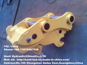 Hydraulic Komatsu Quick Change Connectors for Excavator/ Bulldozer/ Road Roller
