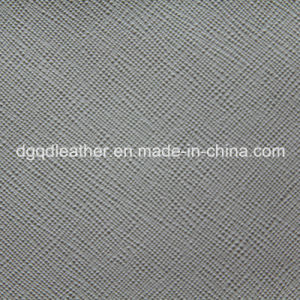 Normal Design for Sofa PU Leather (QDL-52047) pictures & photos