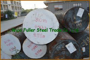 C50 50#, S50c Forged Steel Bar in Round Shape pictures & photos
