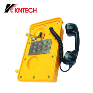 Knsp-11 Industrial Telephone with Lound Speaker Waterproof Telephone pictures & photos