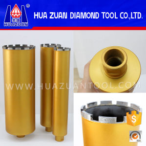 "6"" X 14"" X 1-1/4""-7 Construction Diamond Core Drill Bit for Concrete pictures & photos"