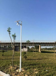 Integrated Solar LED Lamp for Garden, Road, Path and Street pictures & photos