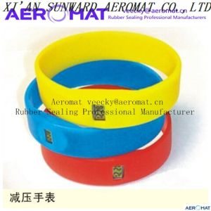 Silicone Rubber Bands for Soft Stuff Brochure pictures & photos