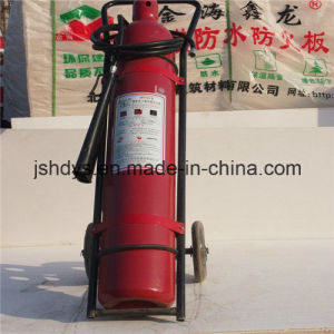 Wheeled CO2 Fire Extinguisher (alloy steel, GB8109-2005) pictures & photos