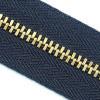 Metal Zipper for Y Teeth Type (3#gold)