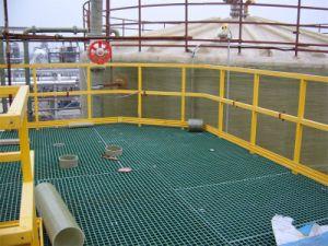 Fiberglass Handrails, FRP Handrails, GRP Handrails pictures & photos