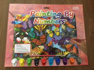 Painting by Numbers-Butterflys