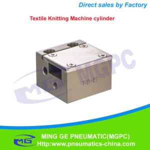Knitting Machine Parts Pneumatic Cylinder for Socks Knitting Machine (TQD-17) pictures & photos