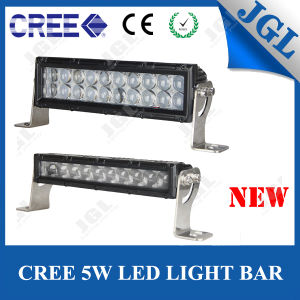 50W / 100W CREE LED Light Bar Super 4D Optic Lens