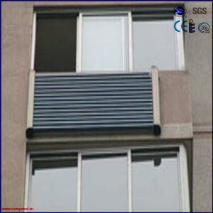 2016 New 70mm Metal-Glass Evacuated Tube Heat Pipe Solar Collector pictures & photos