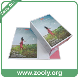 Quality Custom Cardboard Paper Folding Storage Box pictures & photos