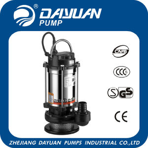 Qdx Stainless Submersible Electric Water Pump with CE (QDX Series Aluminum Housing) pictures & photos