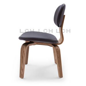 Upholstered Eames Molded Plywood Dining Chair (DCW) pictures & photos