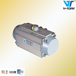 Rotary Pneumatic Actuator Factory Direct Sale pictures & photos