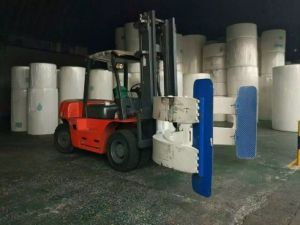 10 Ton Automatic Diesel Forklift Trucks Container Forklift pictures & photos
