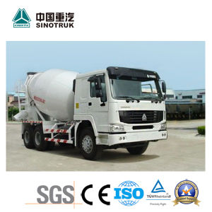 Low Price HOWO Mixer Truck of 9m3 6X4