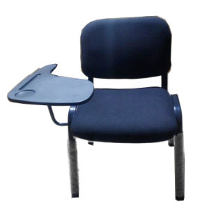 Hot Sale Training Chair with Writting Pad, Student Chair with Writting Board, School Chair, Student Chair, Steel Mesh Four Legs Chair, School Furniture (R-6888) pictures & photos