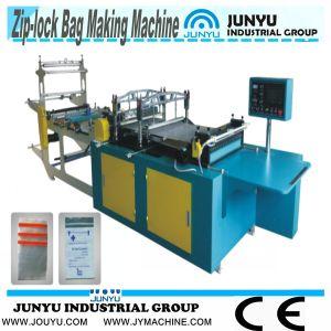 Automatic Plastic Ziplock Bag Making Machine (15502110693)