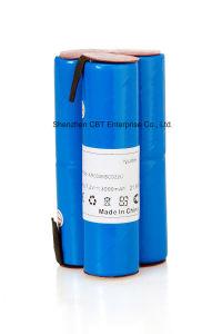 Cells Pack Garden Tools Battery for Wolf Accu 80