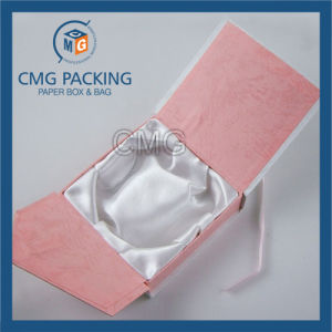 Round Bracelet and Bangle Jewelry Box (CMG-JPB-009) pictures & photos