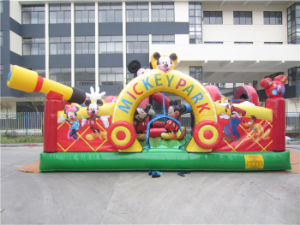Inflatable Combos for Children Bouncer and Slider