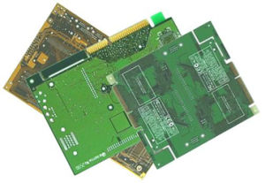 RoHS Multilayer Lead Free HASL PCB