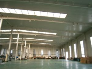 Prefabricated Steel Structure Workshop or Warehouse pictures & photos