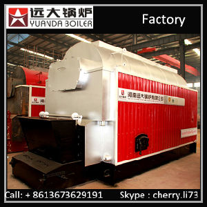 Wood Biomass Pellet Boiler 1ton to 15ton pictures & photos