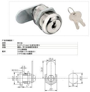 Black Cam Lock, Cam Lock, Zinc Cam Lock, Furniture Lockal-30b pictures & photos