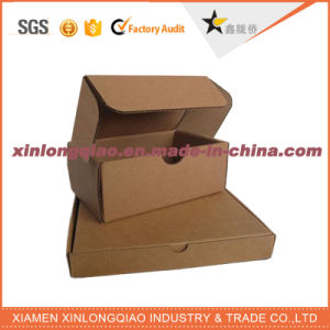 Custom Full Color Printing Wax Corrugated Box pictures & photos