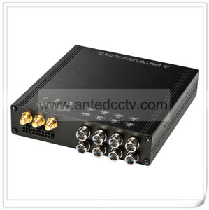 1080P HDD 4/8 Channel Truck Mobile DVR with 3G WiFi GPS Tracking pictures & photos