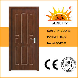 MDF/HDF Door Fancy Interior Doors (SC-P022) pictures & photos