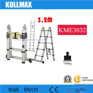 Magic Telescopic Ladder 3.2m pictures & photos