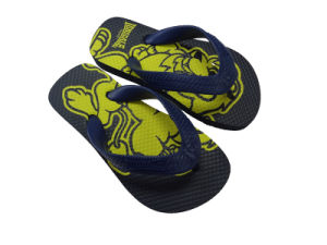 2015 Last Design for Kids Flip Flops pictures & photos
