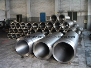 Hot Forged SA182 F5 Forged Pipe pictures & photos