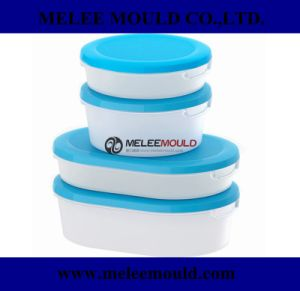 Fridge Food Container Plastic Injection Mould pictures & photos
