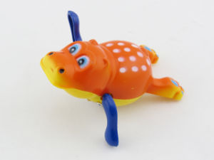 Plastic Wind up Swimming Animal Toy for Kids (H9813065) pictures & photos