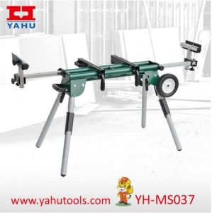 Universal Miter Saw Stand with Wheels (YH-MS037) pictures & photos