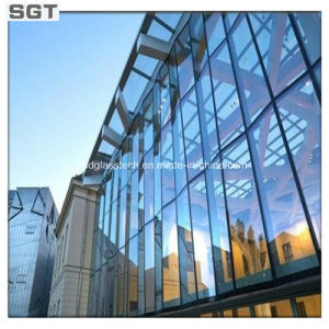 Toughened Low-E Laminated Glass for Building Wall pictures & photos