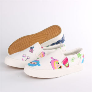 Children′s Shoes Kids Comfort Canvas Shoes Snc-24256 pictures & photos