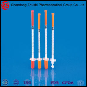 U-100 U-40 Insulin Syringes 0.3ml 0.5ml 1ml pictures & photos