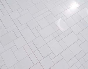 Thassos White Marble Mosaic, Mosaic Tiles and Bathroom Mosaic pictures & photos